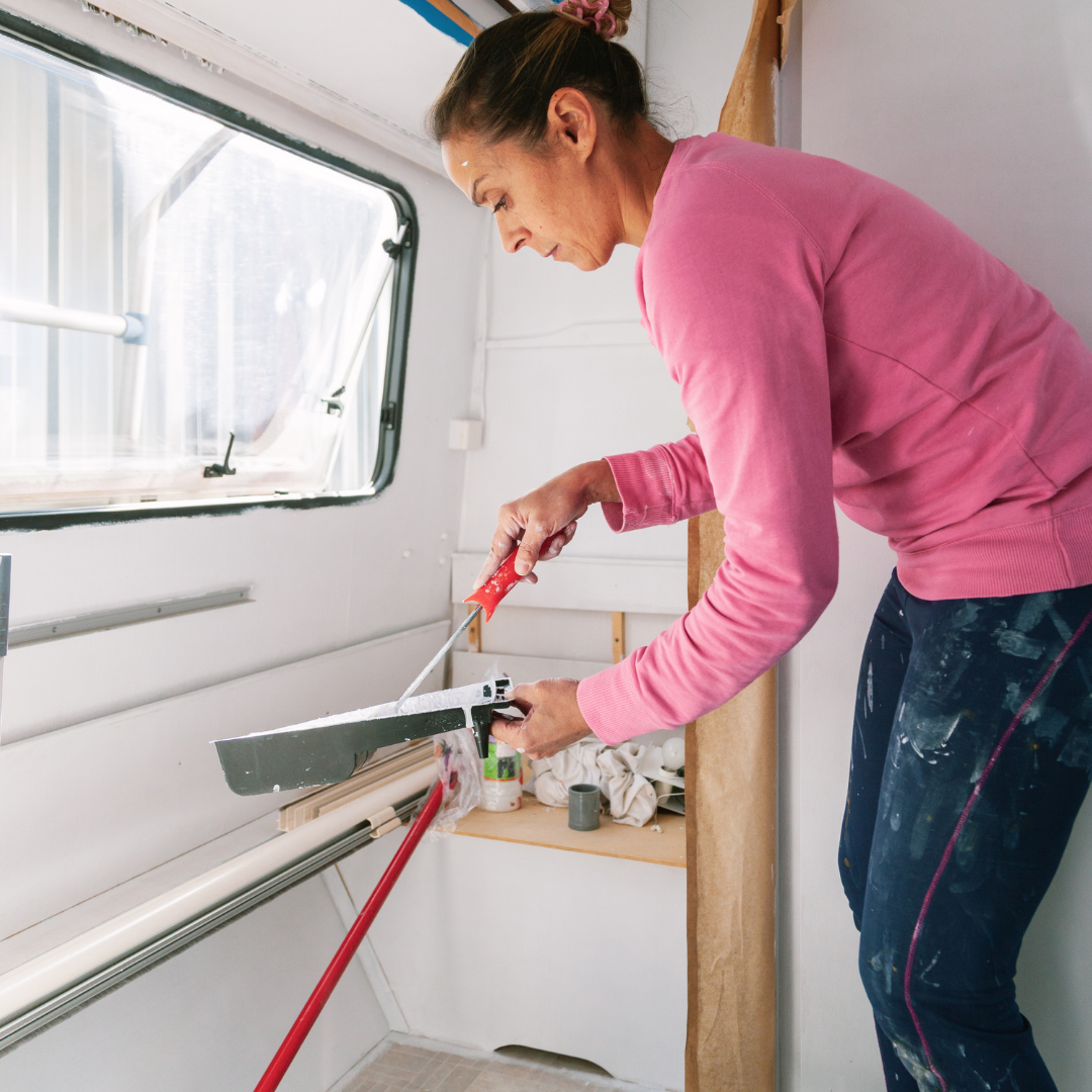 RV Renovations: Why So Many Are Choosing To Live Small
